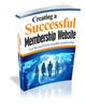 Thumbnail Creating a Successful Membership Website