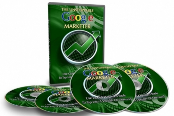Pay for The Unstoppable Google Marketer