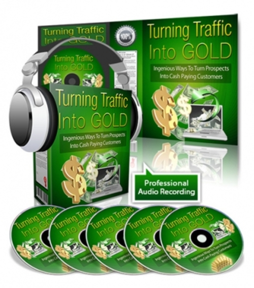Pay for Turning Traffic Into Gold