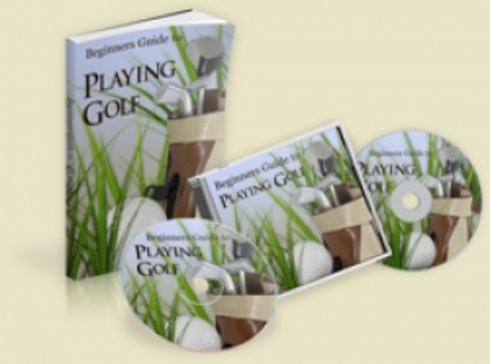 Pay for The Beginners Guide To Golf (PLR)