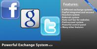 Thumbnail Powerful Exchange System V2.0 - Social Network Marketing