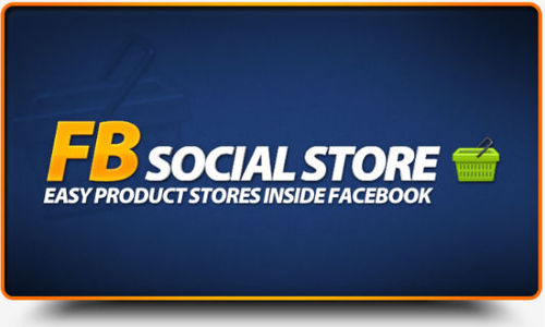 Pay for FB Social Store - affiliate & own Products inside Facebook