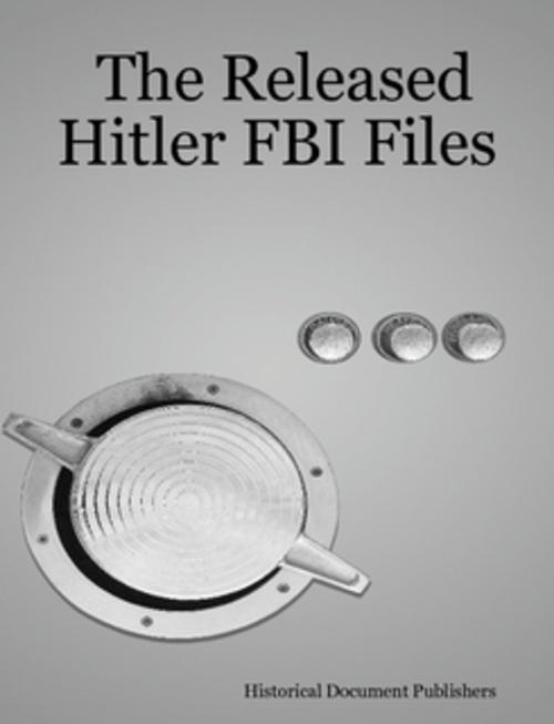 Pay for ADOLF HITLER FBI DOCUMENT FILES NO 65-53615