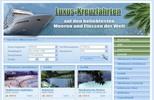 Thumbnail Kreuzfahrten Buchungs-Webseite + R4R Reseller Lizenz