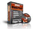 Thumbnail eCover Maker Black Pack Edition with Master Resale Rights