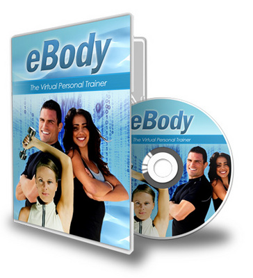 Pay for eBody Virtual Personal Trainer Software + 11 Ebooks