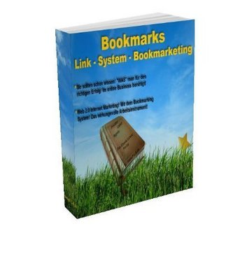 Pay for Bookmarks Link System - Web 2.0 Online Marketing