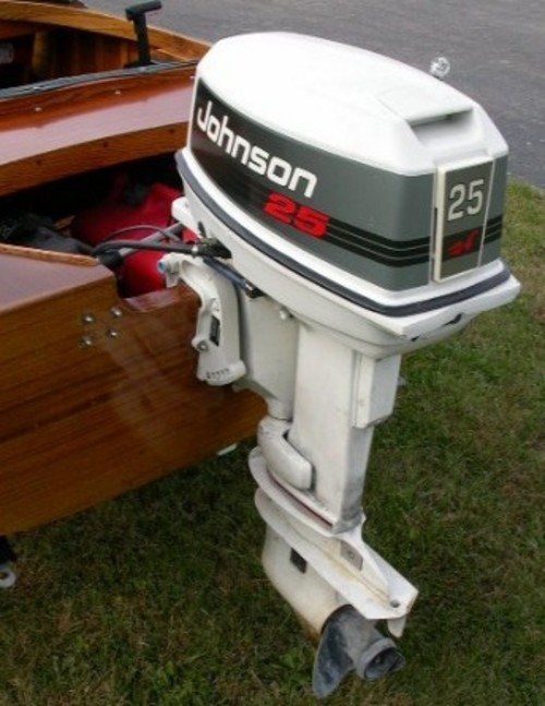 1963 10 Hp Johnson Outboard Owners Manual
