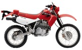Thumbnail 1985-2000 Honda XR600R Motorcycle Workshop Repair Service Manual (EN/DE/FR)