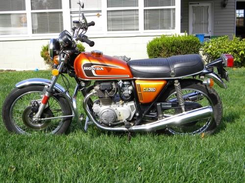 1974       Honda    cb360 shop manual