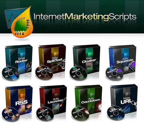 Pay for 8 BRAND NEW Internet  Marketing Scripts With PLR