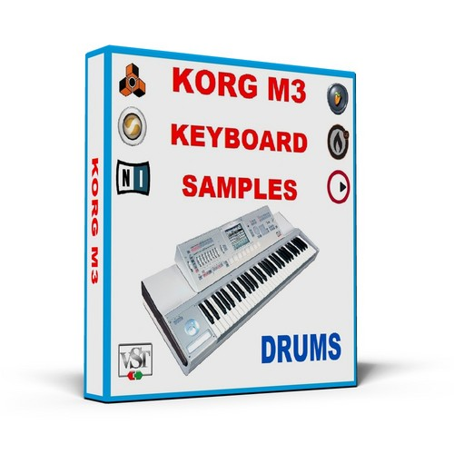 Pay for KORG M3 KEYBOARD SAMPLES     * DRUMS *     MULTI FORMAT