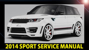 Thumbnail ►☼◄ 2014 Land Rover Range Rover Sport L494 TDV6 V6 V8 Workshop Service Repair Manual PDF Download