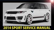 Thumbnail 2014 Range Rover Sport L494 Servicio Taller Shop WSM Manual