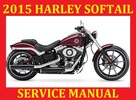 Thumbnail ►☼◄ 2015 HARLEY DAVIDSON SOFTAIL SERVICE REPAIR WORKSHOP SHOP MANUAL PDF DOWNLOAD ◄☼►