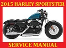 Thumbnail ►☼◄2015 HARLEY DAVIDSON SPORTSTER SERVICE REPAIR WORKSHOP SHOP MANUAL ► PDF DOWNLOAD MANUAL ◄