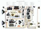 Thumbnail ►☼◄ GAZ-69 Electrical Schematic ►Czech◄