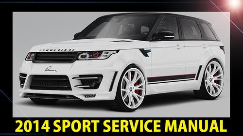 2014 land rover range rover sport l494 tdv6 v rh tradebit com range rover sport 2014 owners manual range rover sport 2014 manual transmission