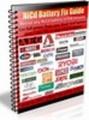 Thumbnail Makita NiCd Battery Repair Guide Rebuild Makita Battery