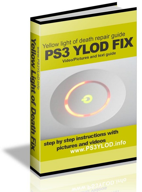 Pay for PS3 Yellow Light of Death PS3 YLoD Fix
