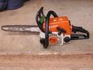 Thumbnail Stihl 017,018 chainsaw service manual