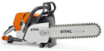 Thumbnail Stihl GS461 concrete cutter service manual