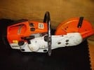 Thumbnail Stihl TS400 service manual