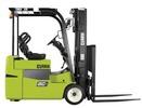 Thumbnail Clark TMX12-TMX25 48volt forklift workshop service manual