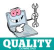 Thumbnail Komatsu WA180-1 shop manual, O&M, and engine shop manual