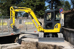 Thumbnail Komatsu PC45MR-3 shop manual. serial number 5001 and up