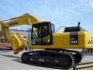 Thumbnail Komatsu PC300 and 350-7 shop manual and O&M manual
