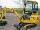 Thumbnail Komatsu pc15R-8 workshop manual.