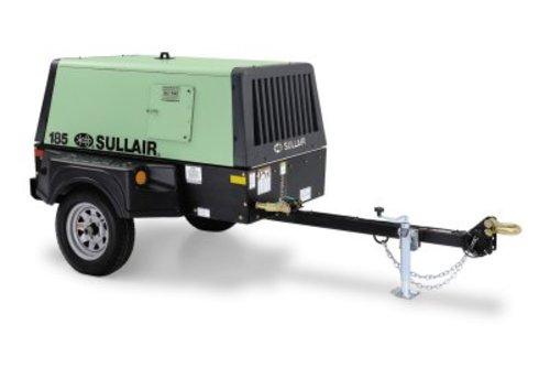 Sullair 125 130 185 Compressor Operators Manual Parts List