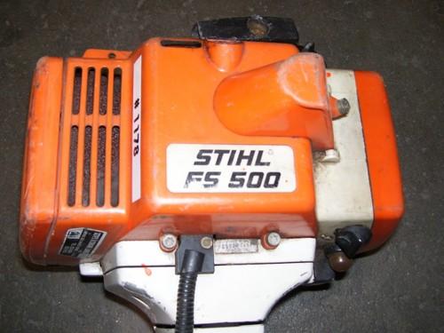 stihl fs 74 user manual
