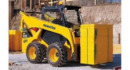 Pay for Komatsu SK820-5 manuals. Workshop and operation manuals.