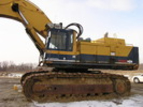 Pay for Komatsu PC650-3 manual collection. Machine and engine.