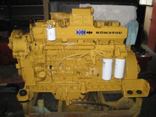 Komatsu 6d140-1 Series Diesel Engine Shop Manual