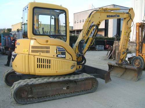 Pay for Komatsu PC40MRx-1,PC45MRx-1 manuals. Shop & operation manual