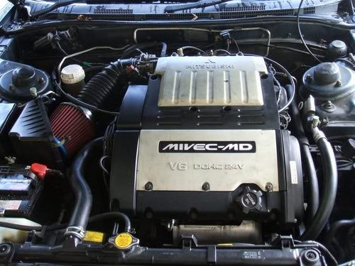 Mitsubishi 6a12 Engine  U0026 Transmissions