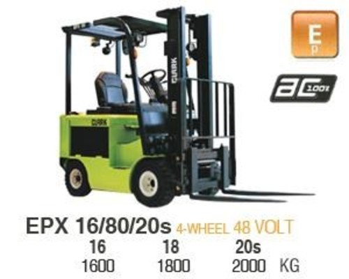 Free Clark EPX16, EPX18, TMX12 to TMX20 forklift service manual Download thumbnail