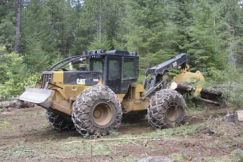 Free Cat 525C operation and maintenance manual Download thumbnail