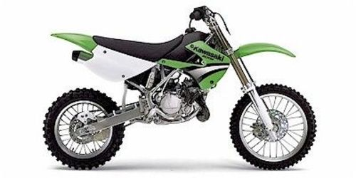 Free Kawasaki KX85-A5 B5 2005 parts manual Download thumbnail