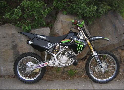 kawasaki kx85 parts manual 2006 2007 download manuals tech rh tradebit com 2009 KX 85 KX 100 2006 Monster Graphics
