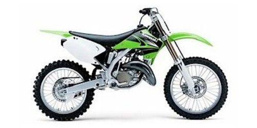 Kawasaki Kx Year Identification