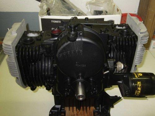 Onan B43e B43g P218g B48g P220g And T260 Service Manual