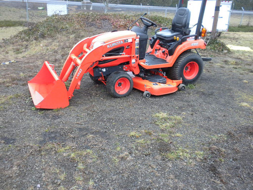 Kubota Bx2660 Bx2360 Bx1860 Workshop Manual