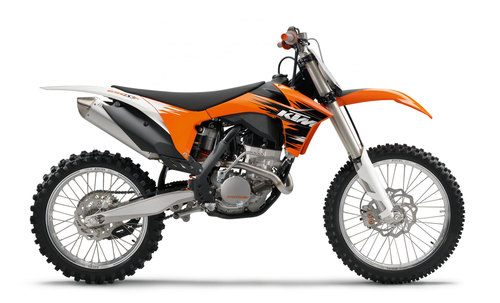 Pay for KTM 250 SX-F service manual and engine parts book. 2 manuals