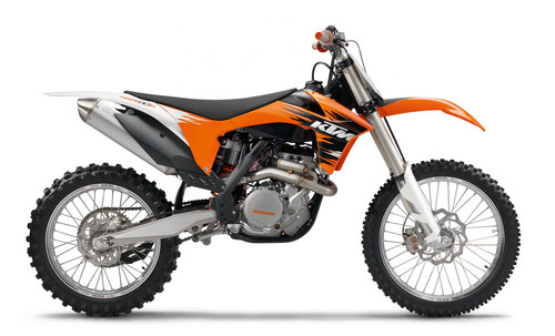 Pay for KTM 450 SX-F repair manual. Year 2011