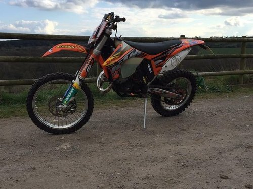 Free ktm 125, 200,250,300 EXC 2012 owners manual Download thumbnail
