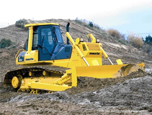Free Komatsu D65E-12, D65P-12 shop manual & operation manual Download thumbnail